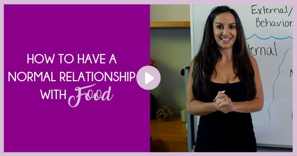 Relationship With Food Stopping Your Weight Loss